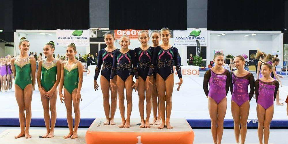 Jesolo - finali campionato Italiano Gold serie C